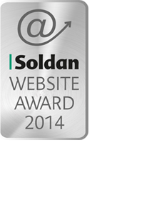 Soldan Website Award