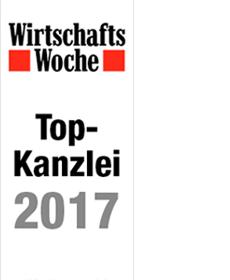 WIWO Top Anwalt 2017